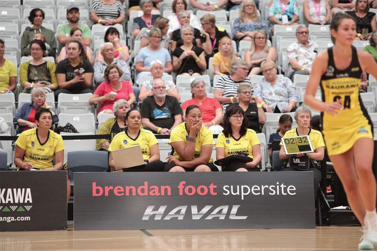 Te Wānanga O Raukawa Central Pulse Brendan Foot Supersite