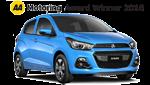 Holden Spark thumbnail image with AA Motoring Award Winner 2015 label
