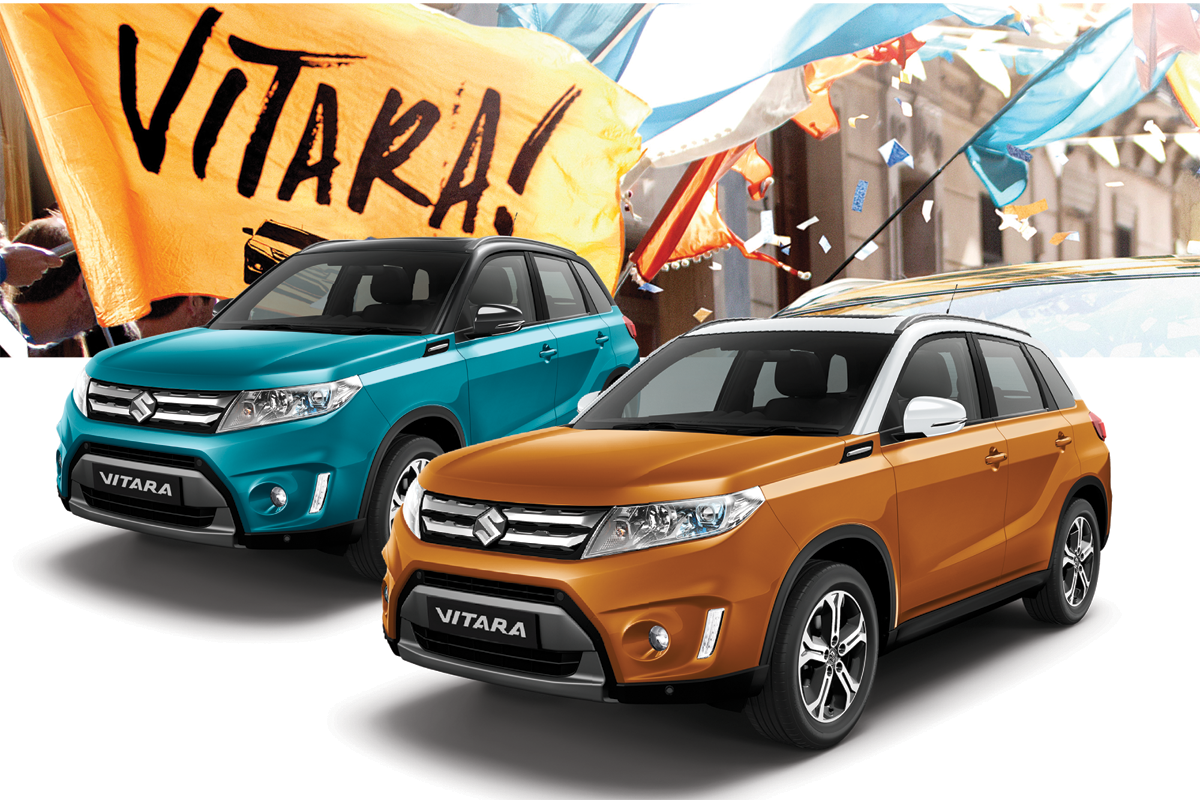 The All New Suzuki Vitara has it all Brendan Foot Supersite