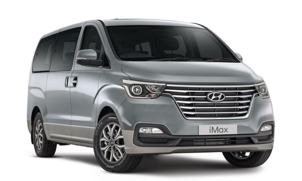 Hyundai iMax Brendan Foot Supersite