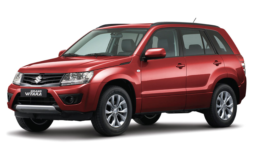 Suzuki Grand Vitara Brendan Foot Supersite