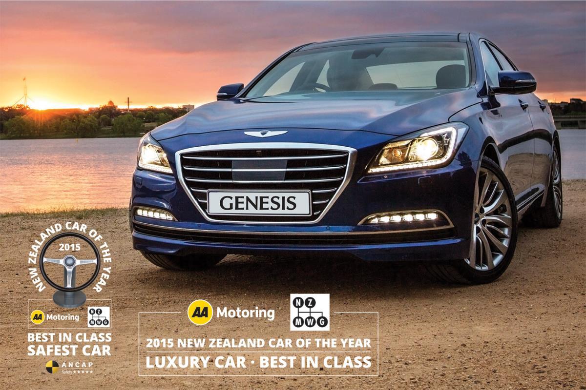 Hyundai Star Awards >> Brendan Foot Supersite Hyundai scoops five AA Awards | Wellington Car Dealership