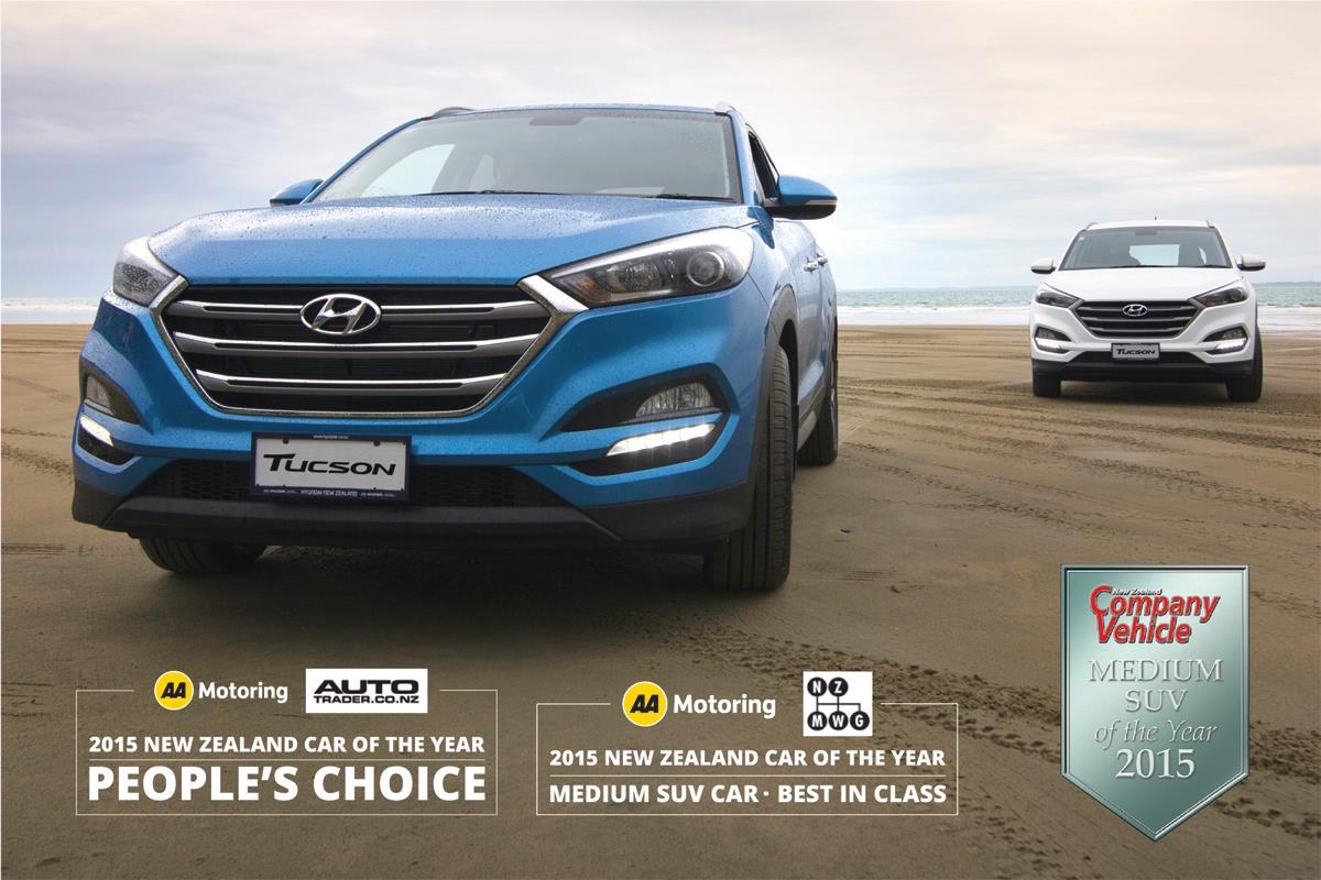 Brendan Foot Supersite Hyundai Scoops Five Aa Awards Wellington