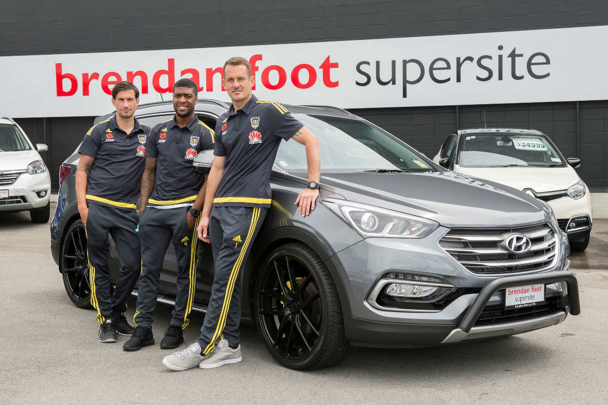 The Ultimate Vehicle for Phoenix Supporters Brendan Foot Supersite