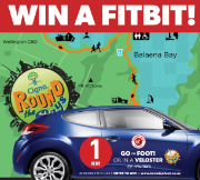 Win a Fitbit Round the Bays thumbnail image