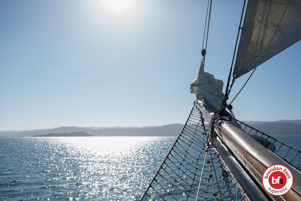 Spirit of Adventure Sailing for Hyundai customers Brendan Foot Supersite