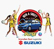 Win a Swift with Brendan Foot Supersite Suzuki