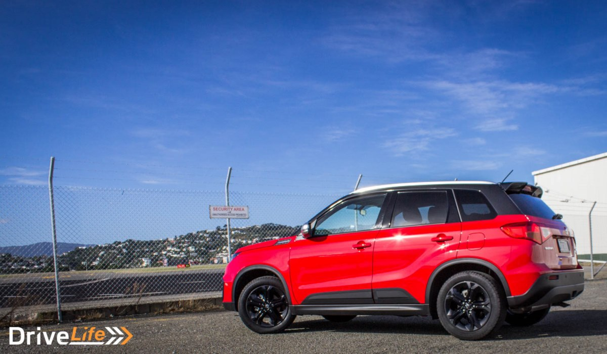 2016 Suzuki Vitara Sport - Drive Life Review Brendan Foot Supersite