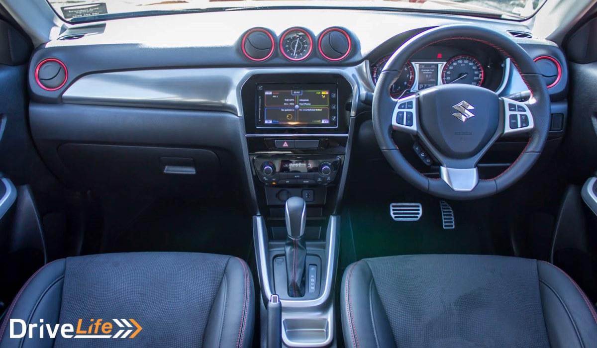 2016 Suzuki Vitara Sport - Drive Life Review Brendan Foot Supersite