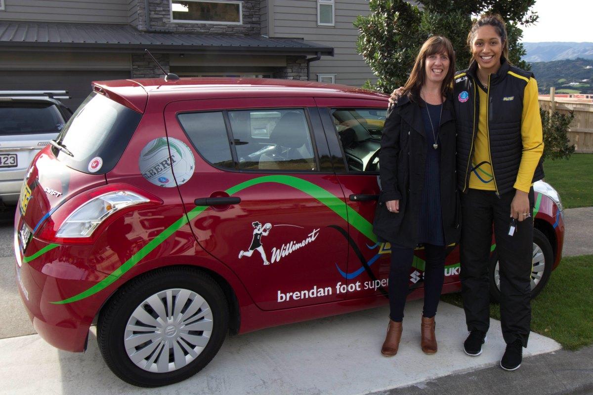Pulse Supporter wins Suzuki Swift Brendan Foot Supersite
