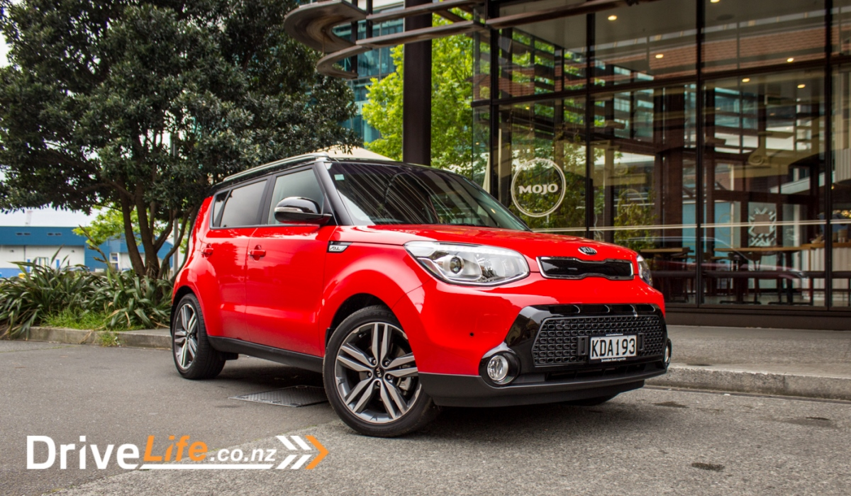 2016 Kia Soul – Drive Life Review Brendan Foot Supersite