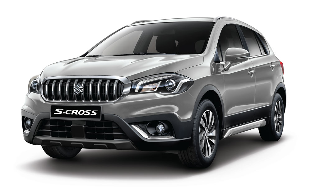 Suzuki S-Cross Brendan Foot Supersite