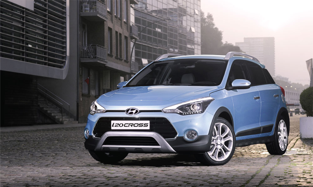Hyundai i20 Cross Brendan Foot Supersite