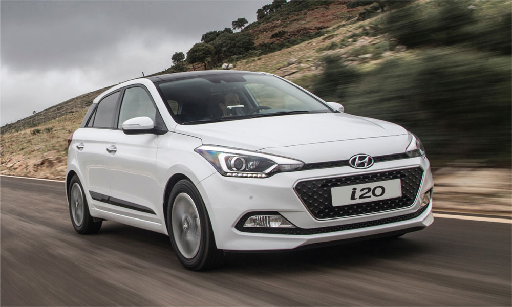 Hyundai i20 Brendan Foot Supersite
