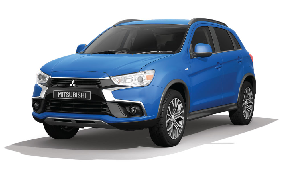 Mitsubishi ASX Brendan Foot Supersite
