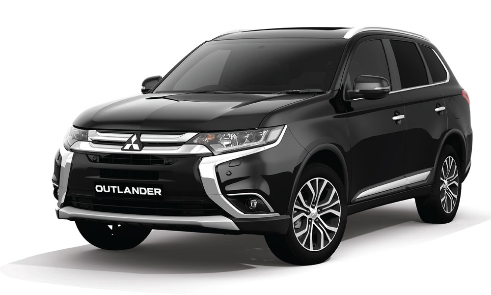 Mitsubishi Outlander Brendan Foot Supersite