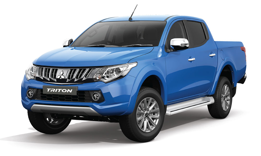 mitsubishi triton ute 10 year warranty buy new cars wellington. Black Bedroom Furniture Sets. Home Design Ideas