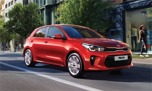 All New 2017 Kia Rio