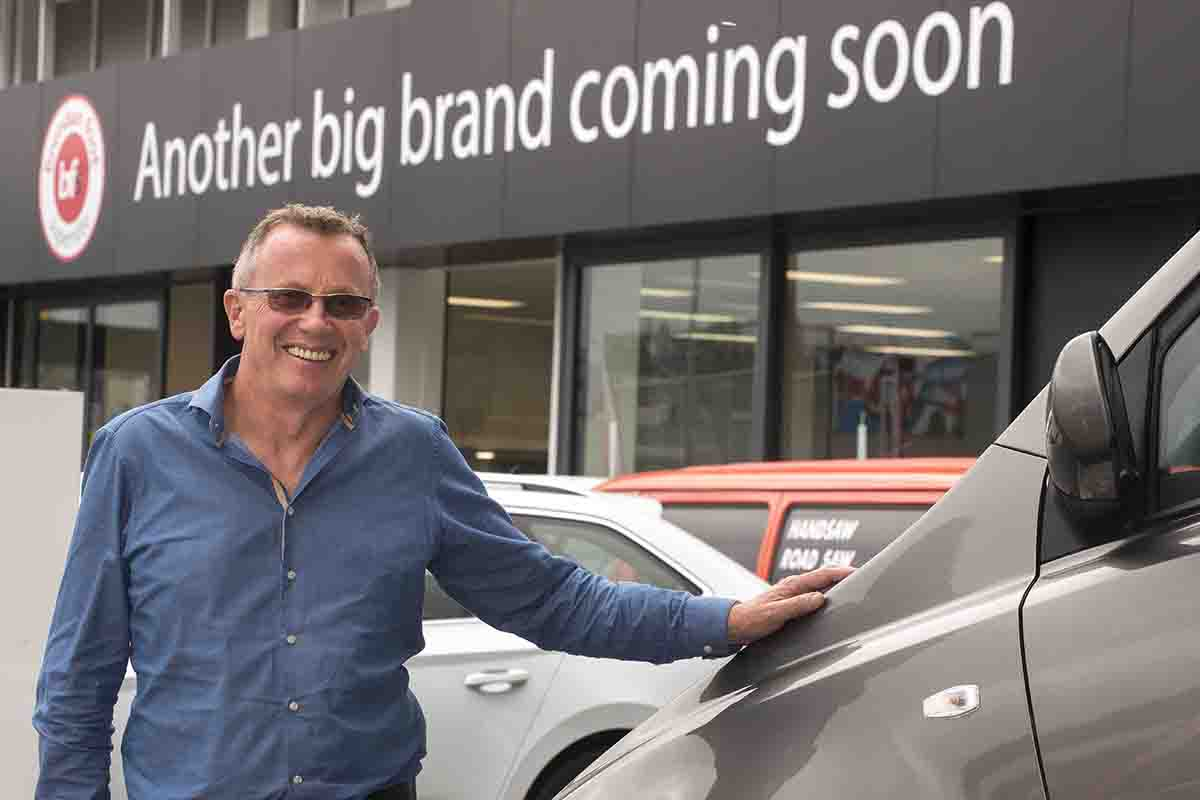 Family Matters in the Car Business Brendan Foot Supersite