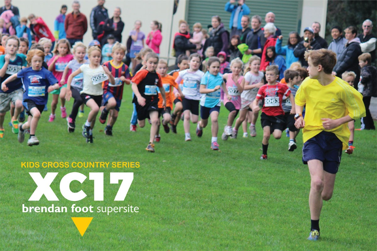 BFS Kids Cross Country Series