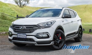Hyundai Santa Fe Hayden Paddon Santa Fe