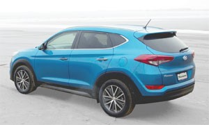 Pre-Registered Hyundai Tucson
