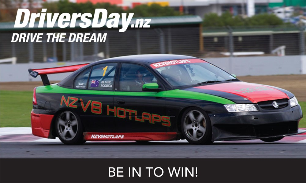 Win a Hot Lap School Holiday Service Special