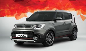 Kia Soul Turbo