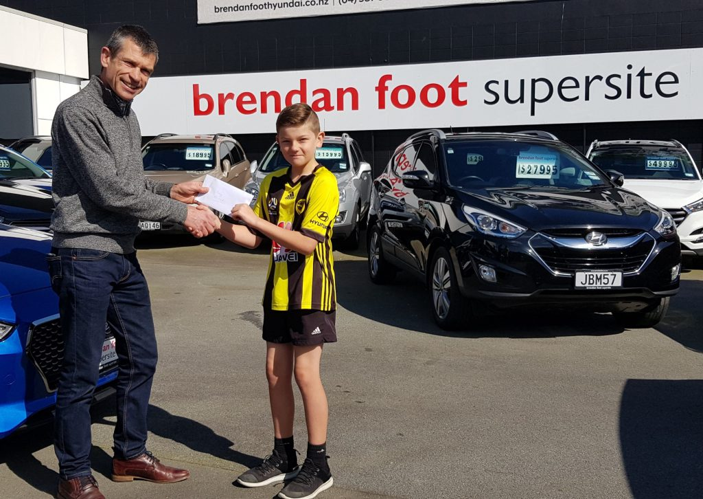 Wellington Phoenix Brendan Foot Supersite