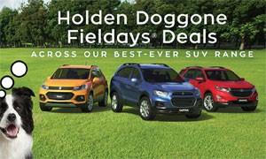 Holden Doggone Fieldays Deals