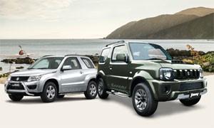 Suzuki Safari Edition