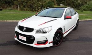 Holden Commodore Limited Edition VFII Motorsport