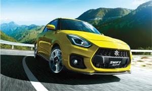 Suzuki Swift Sport Finance Offer