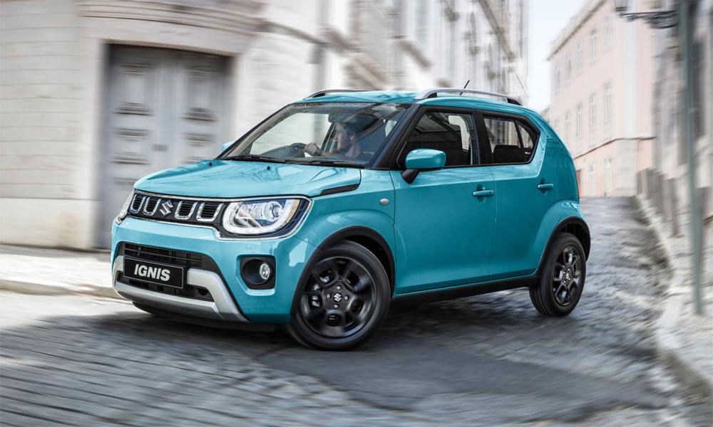Suzuki Ignis Brendan Foot Supersite