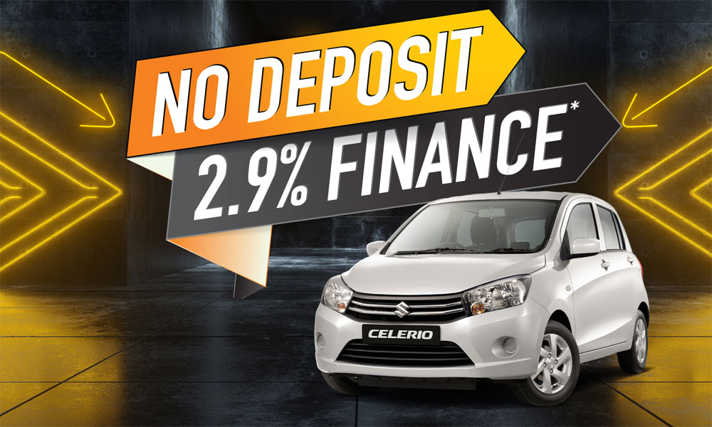 Suzuki Celerio Brendan Foot Supersite