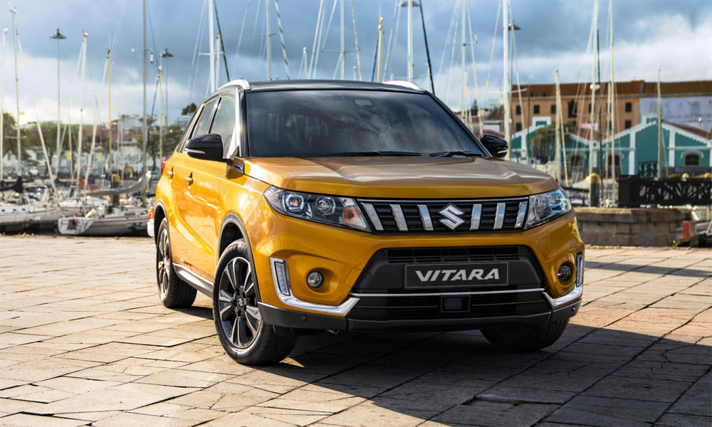 Suzuki Vitara Brendan Foot Supersite