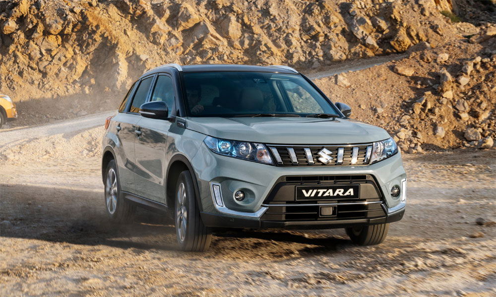 Suzuki Vitara Brendan Foot Supersite