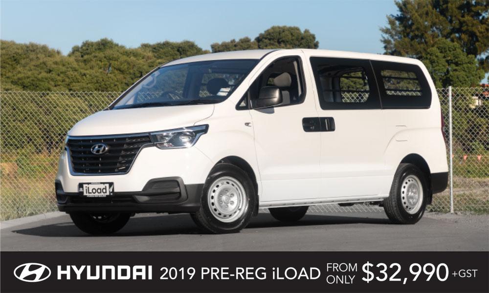Hyundai iLoad Brendan Foot Supersite