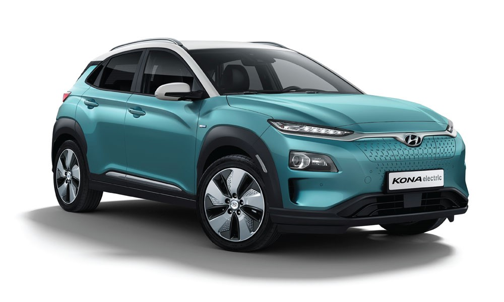 Hyundai Kona Electric Brendan Foot Supersite