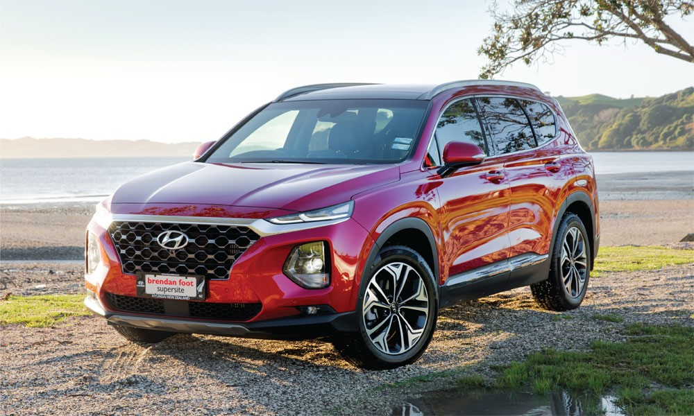Hyundai Santa Fe Brendan Foot Supersite