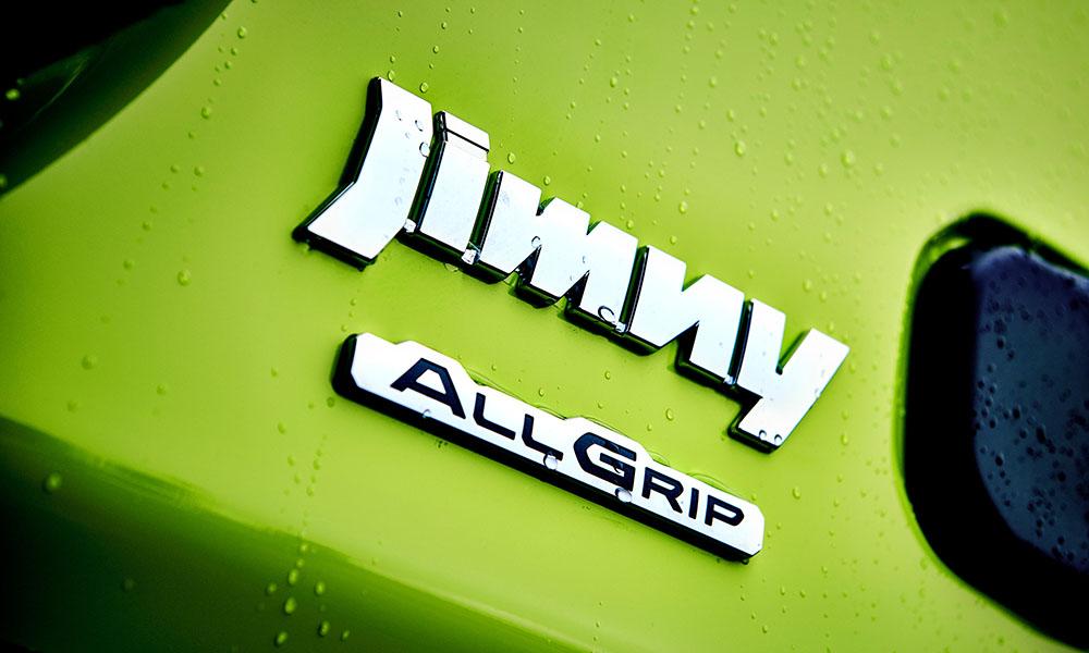 Suzuki Jimny Brendan Foot Supersite