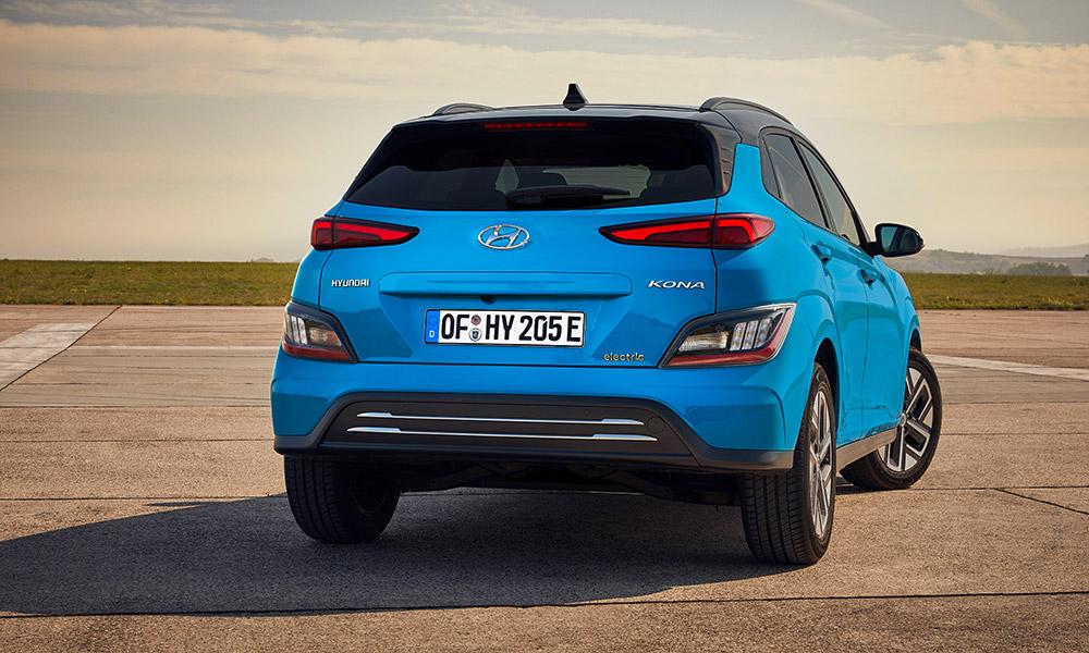 New Hyundai Kona Electric Brendan Foot Supersite