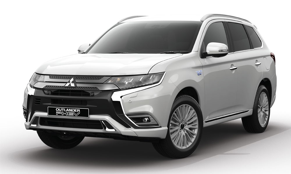 Mitsubishi Outlander Plug-in Hybrid | Buy New Cars Wellington