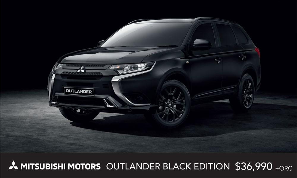 Mitsubishi Outlander Brendan Foot Supersite
