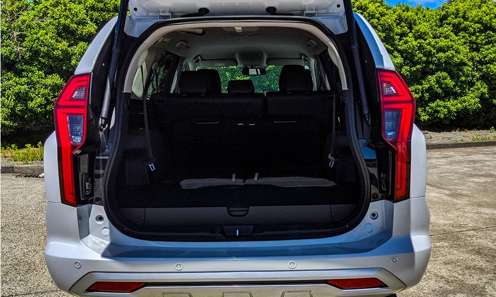 Mitsubishi Pajero Sport Brendan Foot Supersite