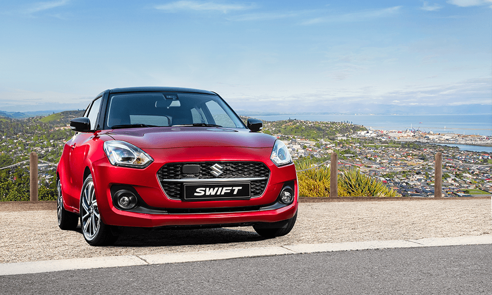 Suzuki Swift Brendan Foot Supersite