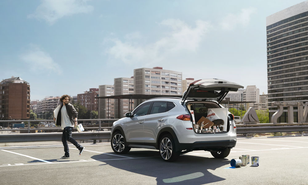 Hyundai Tucson Brendan Foot Supersite