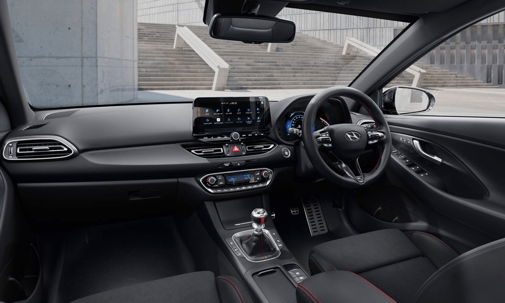 Hyundai i30 Hatch Brendan Foot Supersite