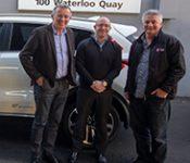 Matthew Foot, Kerry Fackney, Glenn Donaldson, Service Resources, Brendan Foot Supersite