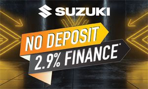 Suzuki 2.9% Finance